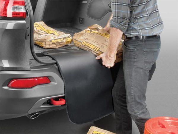 WeatherTech suv back floorboard protector
