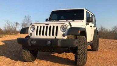 Custom Off-Road Jeep
