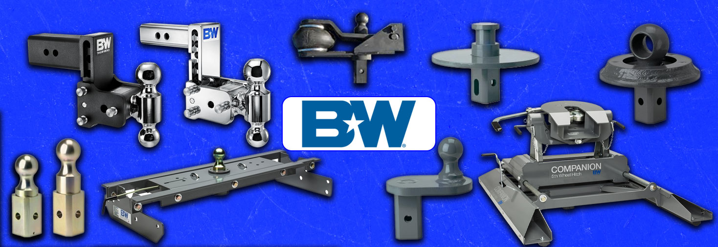 B&W Hitches and Towing Accessories
