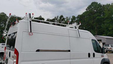 Cargo Van Ladder Racks
