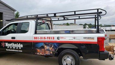 Pickup truck Ladder Racks