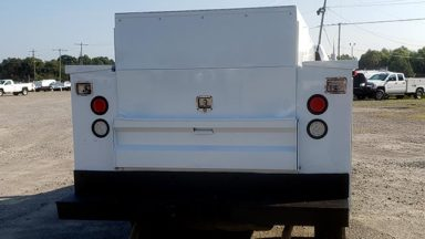 Service Body Pickup Truck