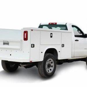 Service Body Truck